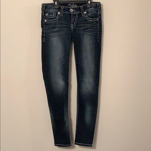 Silver Jeans Camden Skinny Jeans
